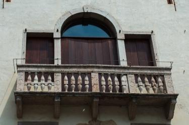 Balcone Palazzo Finco
