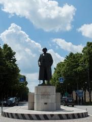 Statua General Giardino